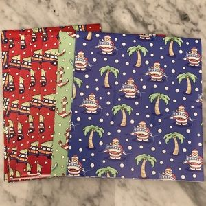 Vineyard Vines Christmas Wrapping Paper